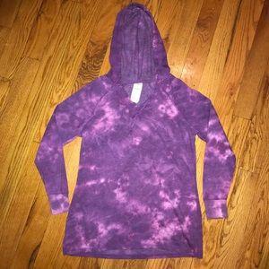 Earth Yoga Tunic Hoodie